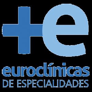 logo euroclinicas logotipo empresa especialidades vera