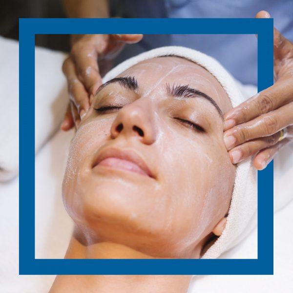 Peeling facial Euroclinicas vera almería